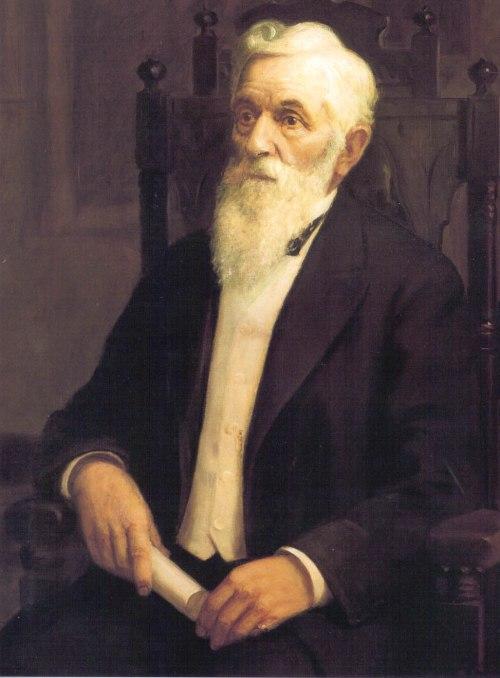 Presidente Lorenzo Snow (1814-1901)