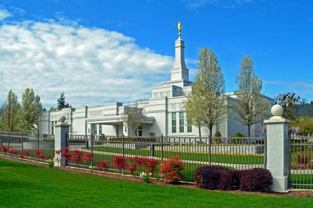 Templo de Medford Oregon
