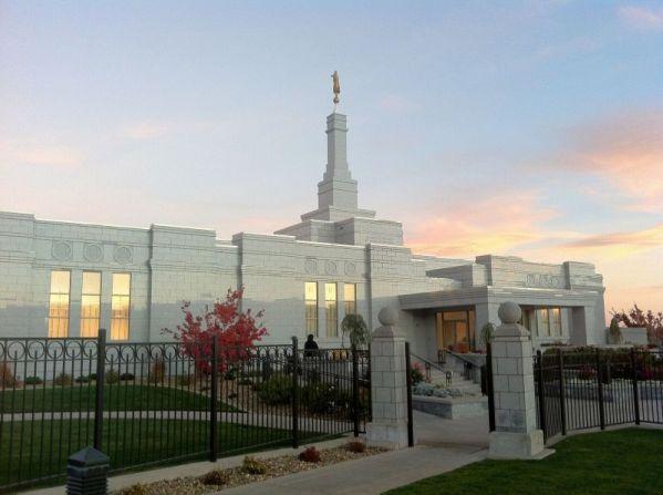 Templo de Reno, Nevada