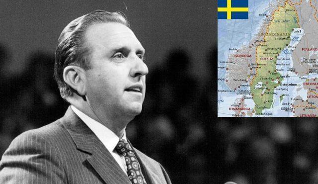 Thomas S. Monson. Rededica Suecia para la predicación del Evangelio.
