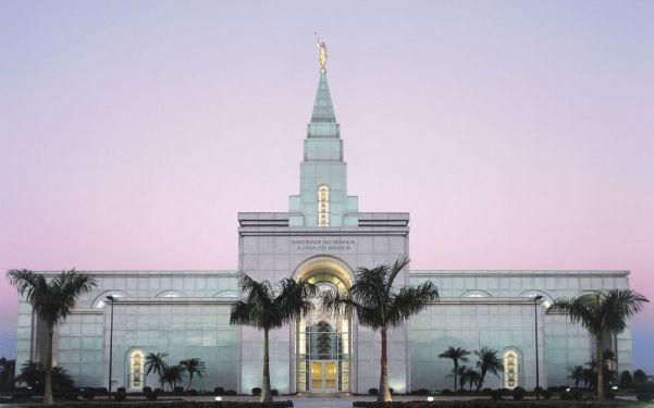 Templo de Campinas de Brasil
