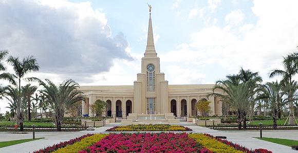 Templo de Fort Lauderdale, Florida