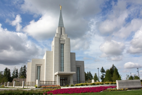 Templo de Vancouver